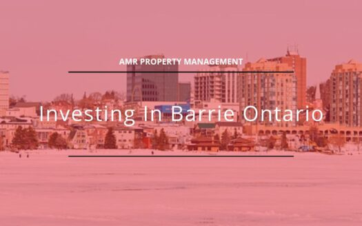 investing in barrie ontario