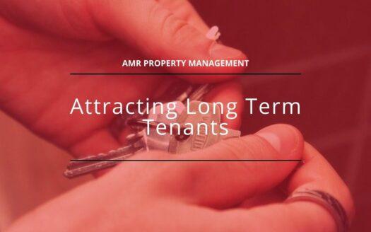 attracting long term tenants
