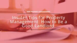 AMR property Management