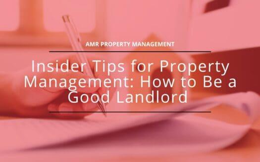 AMR property Management